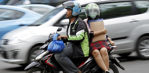 Motorcycle Credit Considerations for Ojek Online